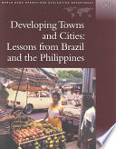 Developing Towns and Cities