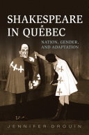 Shakespeare in Quebec