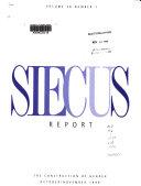 SIECUS Report Book