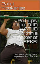 Pull ups  from DUD to STUD within a matter of WEEKS