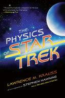 Pdf The Physics of Star Trek Telecharger