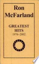 Ron McFarland Greatest Hits