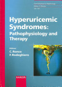 Hyperuricemic Syndromes