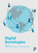 Digital sociologies Pdf/ePub eBook