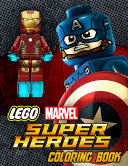 Lego Marvel Super Heroes Coloring Book