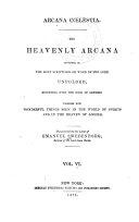 Arcana Coelestia