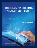Business Marketing Management B2B, Loose-Leaf Version