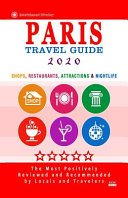 Pdf Paris Travel Guide 2020