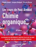 Les cours de Paul Arnaud - Cours de Chimie organique - 20e éd. [Pdf/ePub] eBook