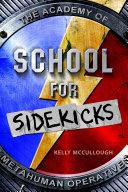 School for Sidekicks Pdf/ePub eBook