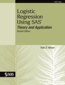 Logistic Regression Using SAS