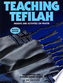 Teaching Tefilah