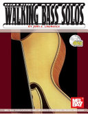 Walking Bass Solos  for Guitar