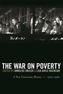 The War on Poverty Book