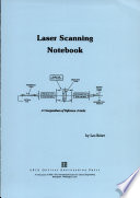 Laser Scanning Notebook Book
