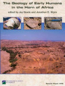 Pdf The Geology of Early Humans in the Horn of Africa Telecharger