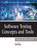 Software Testing Concepts And Tools