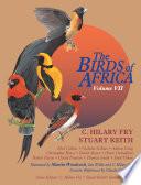 The Birds of Africa  Volume VII
