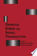 Oxidative Stress and Signal Transduction
