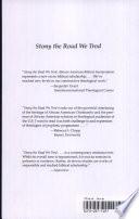 Stony the Road We Trod Book