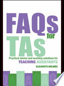 FAQs for TAs