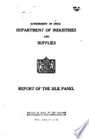 Report of the Silk Panel
