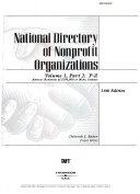 National Directory of Nonprofit Organizations