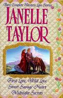 Three Complete Western Love Stories