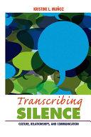 Pdf Transcribing Silence Telecharger