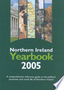 """Northern Ireland Yearbook 2005"" by Lagan Consulting, Michael McKernan"