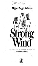 Strong Wind