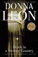 Death in a Strange Country Book
