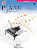 Piano Adventures - Level 2A Gold Star Performance Book