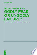 Godly Fear Or Ungodly Failure