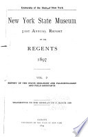 Annual Report of the Regents