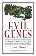Evil Genes Book
