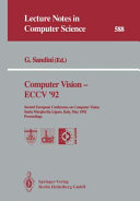 Computer Vision  ECCV  92