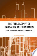 The Philosophy of Causality in Economics
