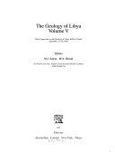 The Geology of Libya