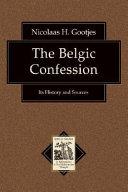 The Belgic Confession
