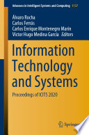 Information Technology And Systems Book PDF