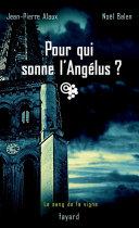 Pdf Pour qui sonne l'Angélus ? Telecharger