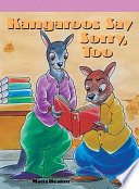 Read Online Kangaroos Say Sorry, Too For Free