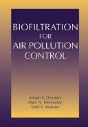Pdf Biofiltration for Air Pollution Control
