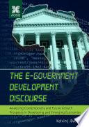 The E Government Development Discourse