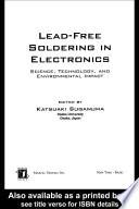 Lead Free Soldering in Electronics