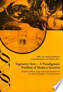 Vegetative State Book