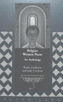 Belgian Women Poets