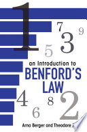 An Introduction to Benford s Law