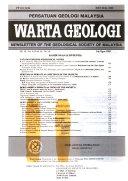 Bulletin   Geological Society of Malaysia